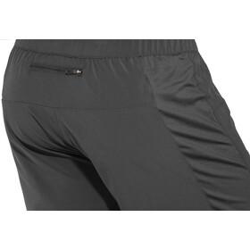 Odlo Zeroweight Ceramicool PRO 2 in 1 Shorts Heren, black-black